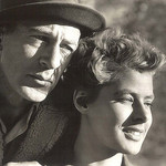 Maria and Robert in For whom the Bell Tolls