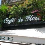 Where he wrote in Paris