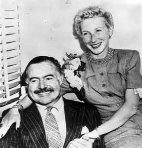 Hem and Mary in happy days
