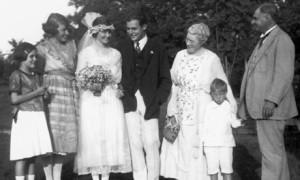 Wedding to Hadley