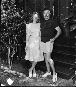 Hemingway and Martha: between their personal wars
