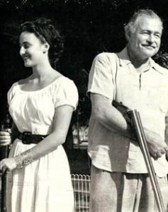 adriana and gun
