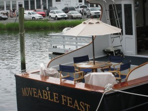 Boat The Moveable Feast