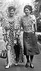 Sara Murphy and Pauline Hemingway