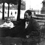 Gertrude Stein and Bumby in Paris