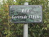 Gertrude stein rue