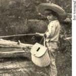Young Hem fishing