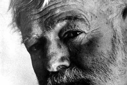 Hemingway Exhibit at the Morgan Library/Museum Sept '15-Jan 31 '16